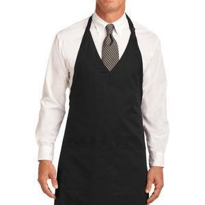 Easy Care Tuxedo Apron with Stain Release Thumbnail