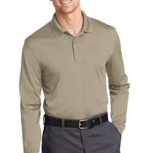 Select Snag Proof Long Sleeve Polo Thumbnail