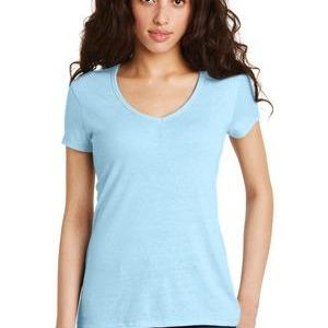 Alternative Women's The Keepsake V Neck Vintage 50/50 Tee Thumbnail